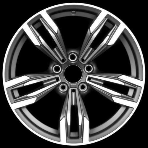 Niche Wheels On A 2002 Bmw 530i