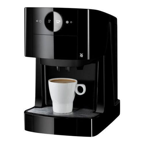 wmf 5 kaffeepadmaschine kaffeepad kapselmaschinen ebay. Black Bedroom Furniture Sets. Home Design Ideas