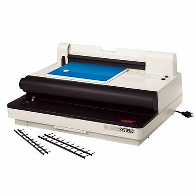 New Gbc Velobind System Two Binding Machine - 9707030 - Free Shipping