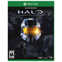 Looking to buy Halo Master Chief Collection Xbox One