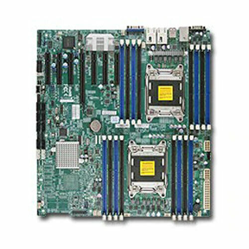 Supermicro Motherboard (X9DRH-ITF) Refurbished