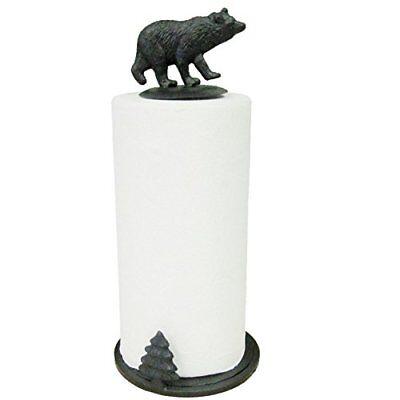 Bear Paper Towel Holder