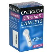 One Touch Lancets