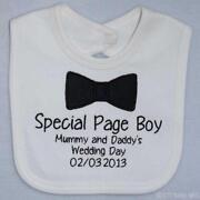 Wedding Bib