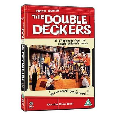 (Here Come The Double Deckers: Complete Series - DVD NEW & SEALED (2 Discs))