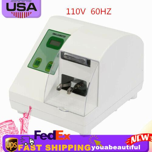 G5 Dental Lab Amalgamator Amalgam Capsule Blender Mixer Lab Equipment 4200rpm