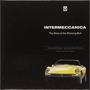 Intermeccanica The Story of the Prancing Bull Blacktown Blacktown Area Preview