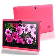 Dual Camera Android Tablet 7 inch 4 GB