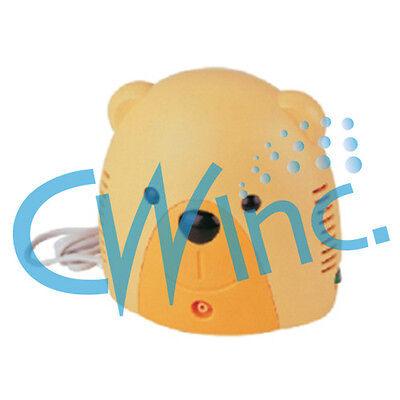 Alphaneb Bear Compressor Pediatric Nebulizer Kit