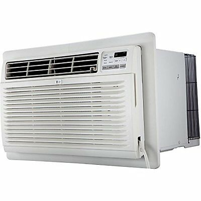 9800 Btu Because of-The-Wall Air Conditioner W/Remote 115V Lt1016Cer New