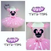 Minnie Mouse Dress 2-3