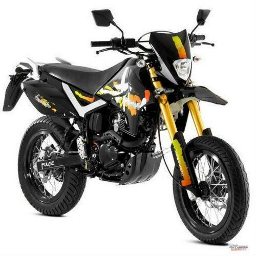 125 enduro bike motorcycles scooters ebay. Black Bedroom Furniture Sets. Home Design Ideas