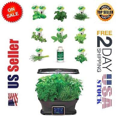 9 Pod Miracle Gro AeroGarden Gourmet Herb Seed Kit Germination Gardening  plant - Gourmet Garden Herbs