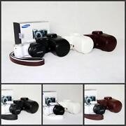 Leather Lens Case
