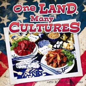 One Land, Many Cultures by Robins, Maureen -Paperback