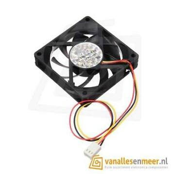 12v 7015 Cooling fan 70x70x15 3Pin