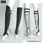 Leather Leg Warmers