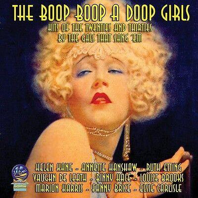 Various Artists - Boop Boop a Doop Girls [New CD]