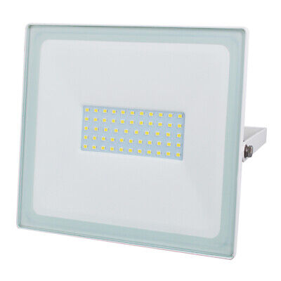 WhiteThin 100W LED FloodLight Outdoor/Indoor Lighting IP66 Waterproof CoolWhite