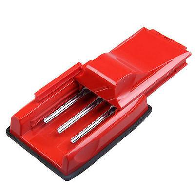 84mm Manual Triple Cigarette Tube Injector Roller Maker Rolling Machine