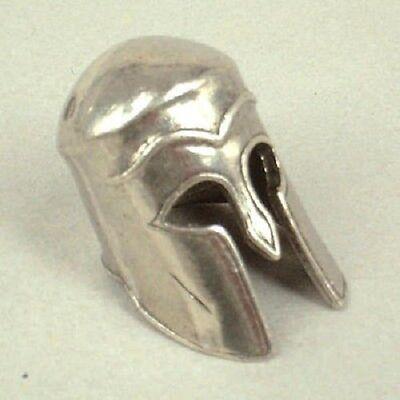 Corinthian Helmet Thimble In Finest English Pewter