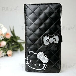Hello Kitty Wallet Purse with Zipped Coins Pocket #180S