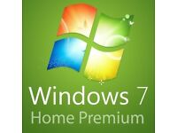Windows 7 Home Premium with SP1 - 64Bit