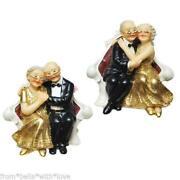 Brautpaar Goldene Hochzeit