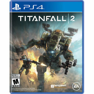 PS4 - Titanfall 2 - Never opened