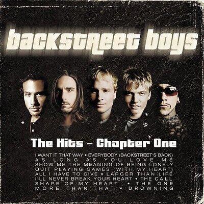 Backstreet Boys - Hits-Chapter One [New CD]