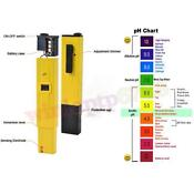 Digital Ph Test Meter