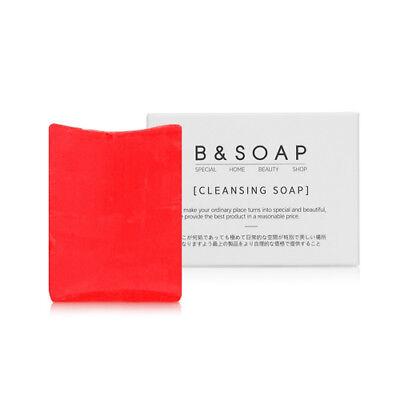 [B&SOAP] Cleansing Soap Pop Block (shampoo bar) 100g