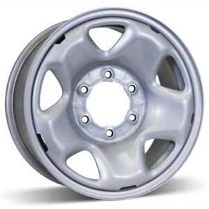 "16"" Toyota Tacoma Steel wheels"