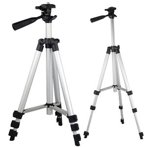115cm-Telescopic-Fully-Adjustable-Digital-SLR-Bridge-Video-Camera-Tripod-Stand