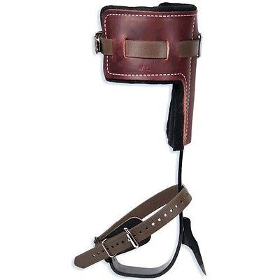 Tree Climbing Spursspike Set By Buckingham W T Pads Strapsmade In The Usa
