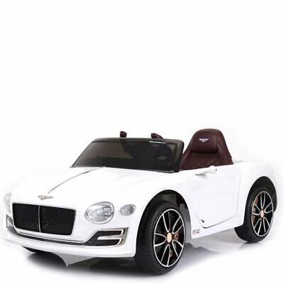 Auto elettrica per bambini Bentley con luci led batteria 12V Macchina elettrica