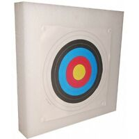 White Leisure Foam Target 60cm - unbranded - ebay.co.uk