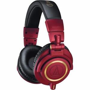 NEW * LIMITED EDITION AUDIO-TECHNICA ATH-M50X *DJ HEADPHONES - EDITION LIMITÉ ECOUTEURS DJ