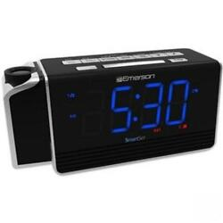 Emerson SmartSet ER100103 Clock Radio