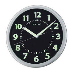 *BRAND NEW* Seiko Analog Display Japanese Quartz Wall Clock Watch QXA627KLH