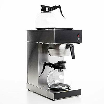 Sybo Rug2001 Commercial Pourover Brewer Coffee Maker Machine