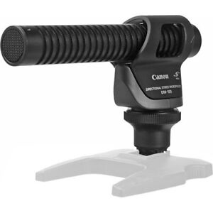 Canon DM-100 Directional Stereo Microphone