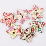Craft Wooden Stars