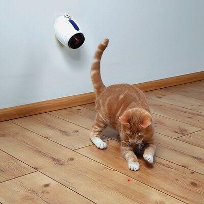 Trixie Katzenspielzeug Laser-Pointer Moving Light, UVP 29,99 EUR, NEU