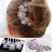 Wedding Crystal Hair Pins