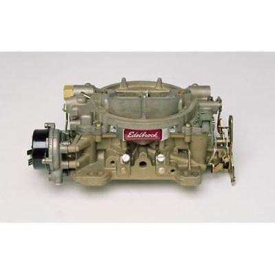 Edelbrock 1409 Marine Carburetor Performer Carb 600 CFM Electric Choke (non-EGR)