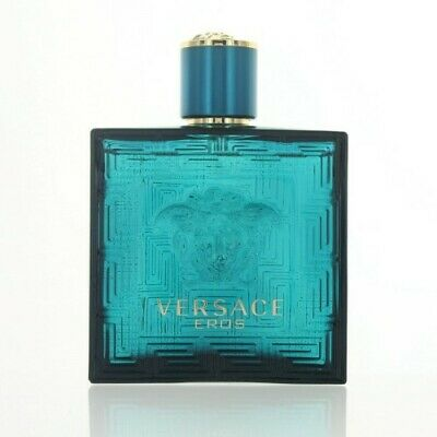 Versace Eros 3.4 Oz Eau De Toilette Spray By Versace New For Men