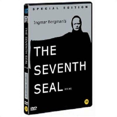 THE SEVENTH SEAL (1957) DVD - Ingmar Bergman (New & Sealed)