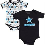 Dallas Cowboys Onesie
