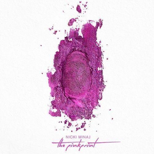Pinkprint - Nicki Minaj Deluxe Edition [Clean] - CD Album Damaged Case
